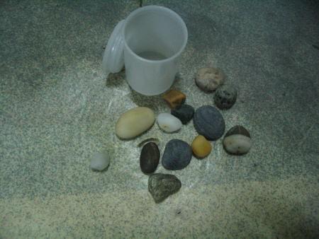 2005年環島, 後記, 石頭