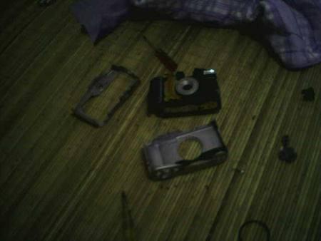 2005年環島, 後記, 傳統相機