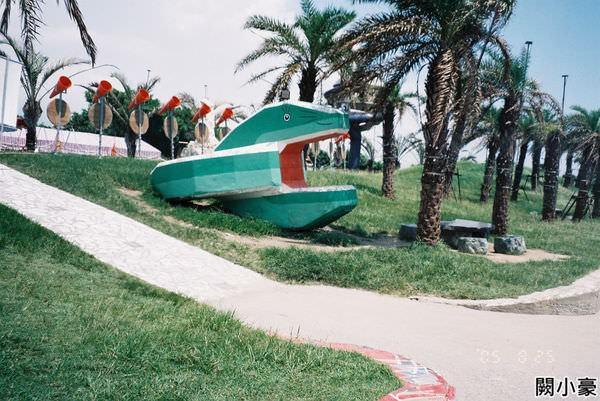 2005年環島, day6, 南濱公園, 消波塊