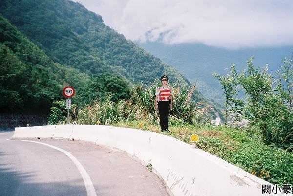 2005年環島, day6, 蘇花公路(假警察)