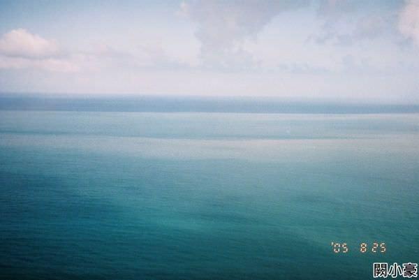 2005年環島, day6, 南澳海岸