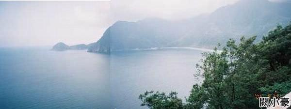 2005年環島, day6, 烏石鼻海岬角
