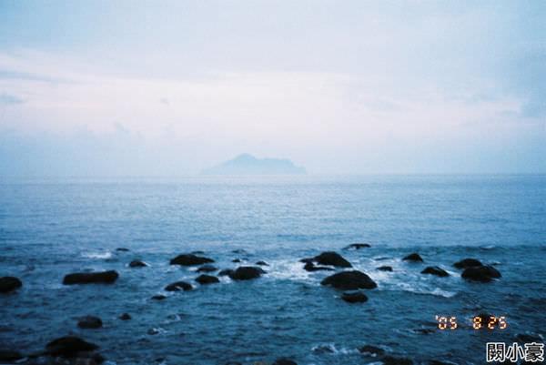 2005年環島, day6, 頭城某公園(龜山島)