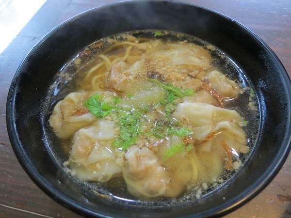 豐原肉丸(台中店), 餛飩湯麵
