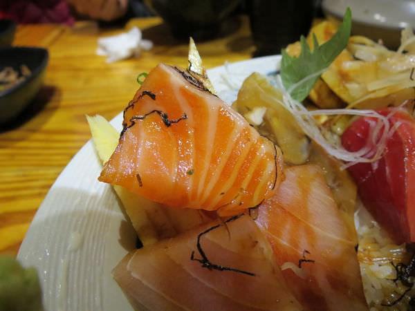 十盛平價板前壽司屋, 四大天王魚生丼