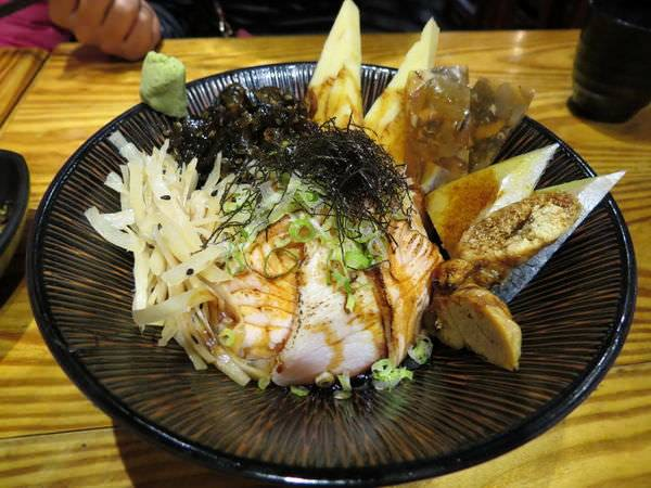 十盛平價板前壽司屋, 炙魚腹丼