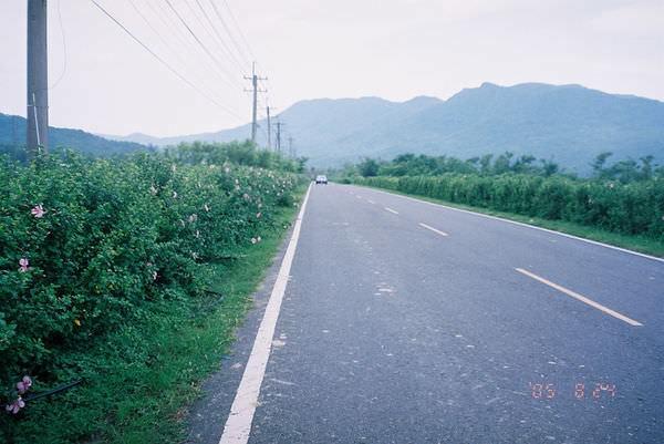 2005年環島, day5, 屏東縣滿州鄉(縣道200)