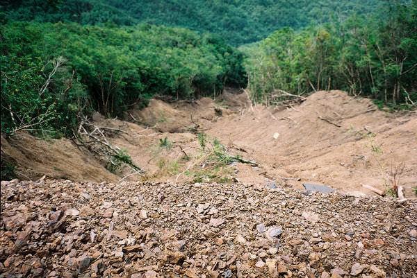 2005年環島, day5, 屏東縣牡丹鄉, Tim & Teri