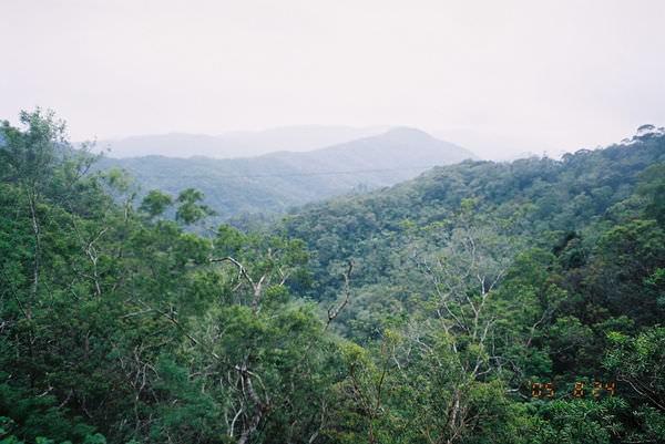 2005年環島, day5, 壽峠(屏東縣獅子鄉&台東縣達仁鄉)