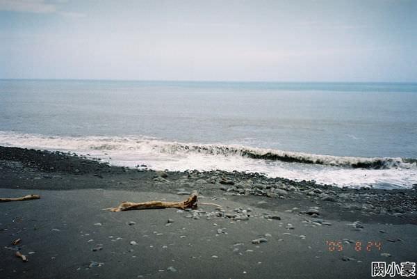 2005年環島, day5, 台東縣海岸