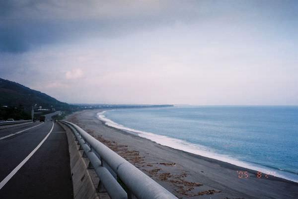 2005年環島, day5, 太麻里海岸