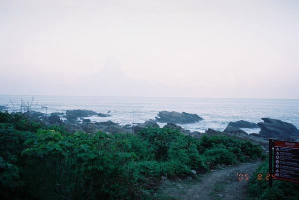 2005年環島, day5, 小野柳