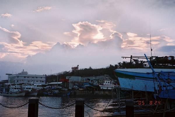 2005年環島, day5, 富崗漁港