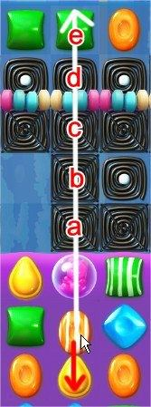 Candy Crush Soda Saga, 甘草漩渦(Licorice Swirl)