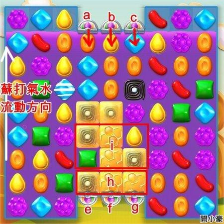 Candy Crush Soda Saga, 蘇打瓶開關