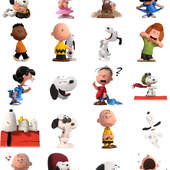 Facebook, 貼圖商店, 史努比 The Peanuts Movie