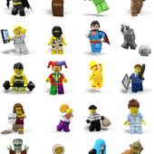 Facebook, 貼圖商店, LEGO 迷你公仔 2