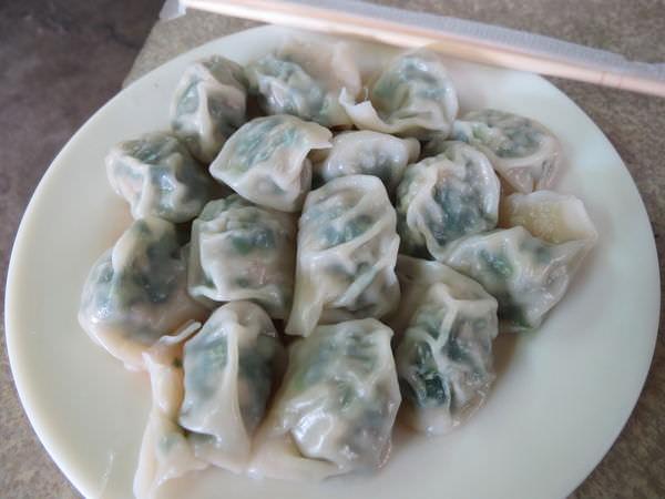 興南街水餃牛肉麵, 水餃