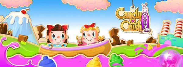 Candy Crush Soda Saga, Facebook games