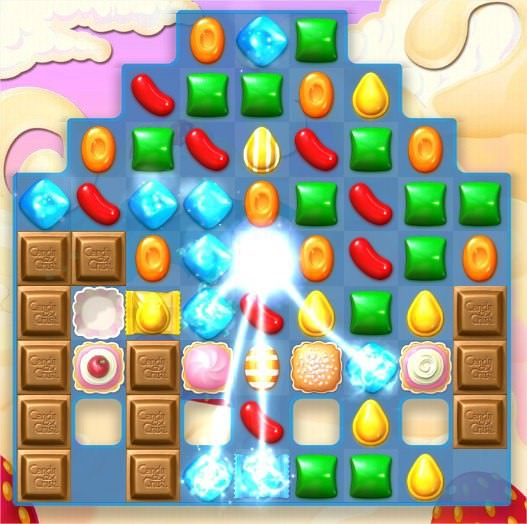 Candy Crush Soda Saga, 彩色糖果(Color Candy)