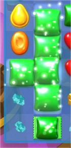 Candy Crush Soda Saga, 威士忌糖(Coloring Candies wisely)