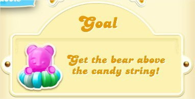 Candy Crush Soda Saga, goal, 拯救泡泡熊