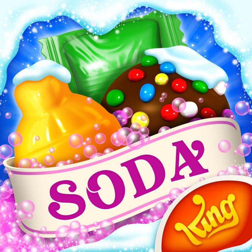 candy crush saga 電腦 版 上/