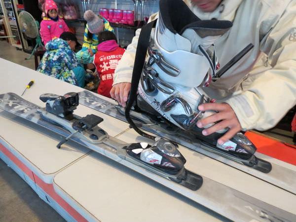 極光滑雪學校(Aurora Ski School), 在台灣學滑雪