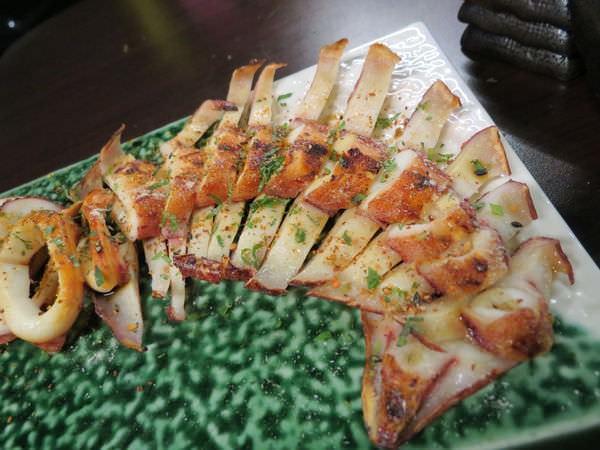 津屋台日式料理, 七味中卷