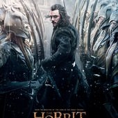 Movie, The Hobbit: The Battle of the Five Armies (哈比人:五軍之戰) (霍比特人:五军之战), 電影海報