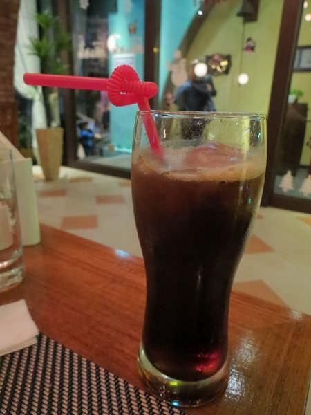 新帆船澳門葡國餐廳, 餐點, 黑牛