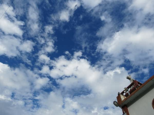 比亞外部落, 桃園縣, 復興鄉, 部落天空