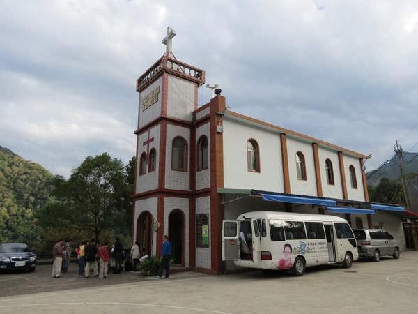 比亞外部落, 桃園縣, 復興鄉, 里安教會(比亞外教會)