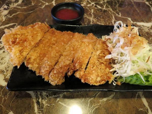 百八魚場(南京店), 炸豬排
