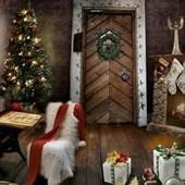 App, 逃出豪宅(Escape The Mansion), Christmas, Level 4