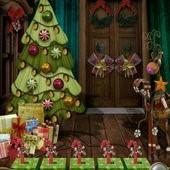 App, 逃出豪宅(Escape The Mansion), Christmas, Level 5