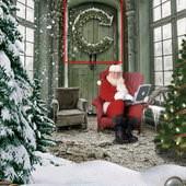 App, 逃出豪宅(Escape The Mansion), Christmas, Level 8, 解法