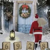 App, 逃出豪宅(Escape The Mansion), Christmas, Level 13
