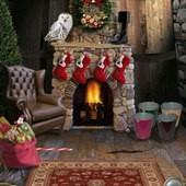 App, 逃出豪宅(Escape The Mansion), Christmas, Level 14, 解法