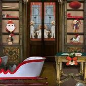 App, 逃出豪宅(Escape The Mansion), Christmas, Level 16
