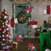 App, 逃出豪宅(Escape The Mansion), Christmas, Level 17