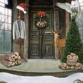 App, 逃出豪宅(Escape The Mansion), Christmas, Level 20