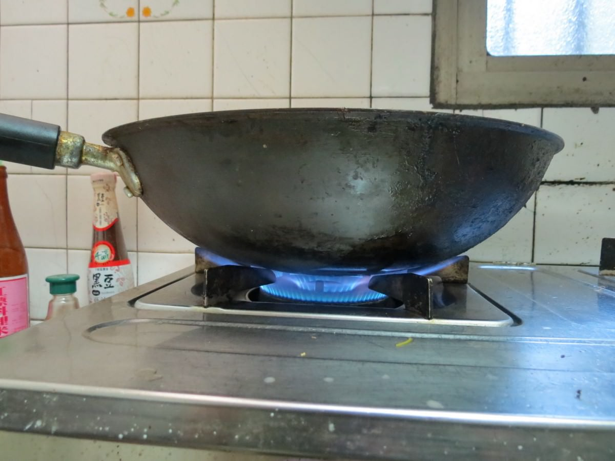 自製麥芽糖, 小麥草+糯米, 煮湯汁