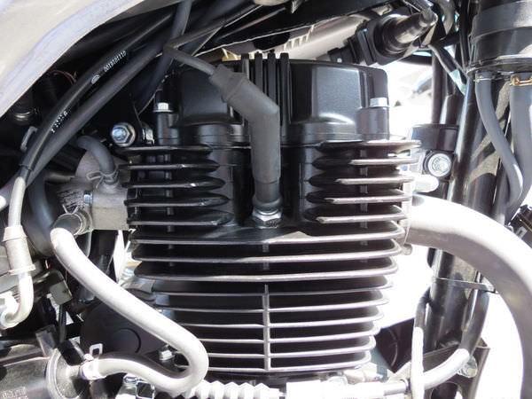 哈特佛(HartFord), 灰狼 150 Fi, 引擎
