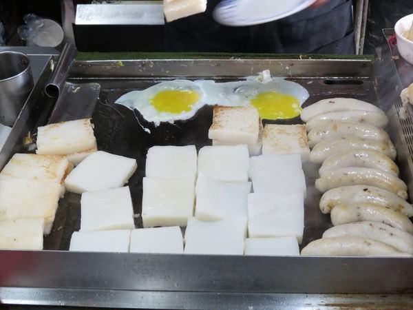 台中第二市場, 王記菜頭粿