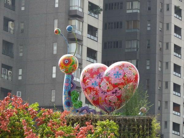 草悟廣場, 台中市, 西區, 蝸牛