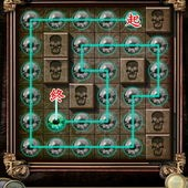 App, 逃出豪宅(Escape The Mansion), Level 210, 解法