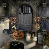 App, 逃出豪宅(Escape The Mansion), Halloween, Level 3