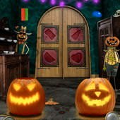 App, 逃出豪宅(Escape The Mansion), Halloween, Level 6