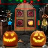 App, 逃出豪宅(Escape The Mansion), Halloween, Level 6, 解法